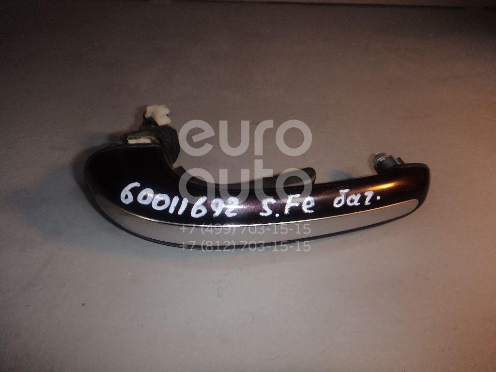 Ручка двери багажника наружная для Hyundai Santa Fe (CM) 2005-2012 - Фото №1