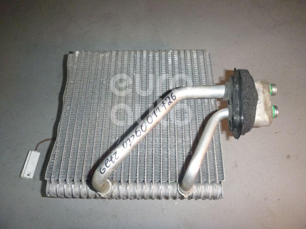 Испаритель кондиционера для Hyundai Getz 2002-2010 - Фото №1