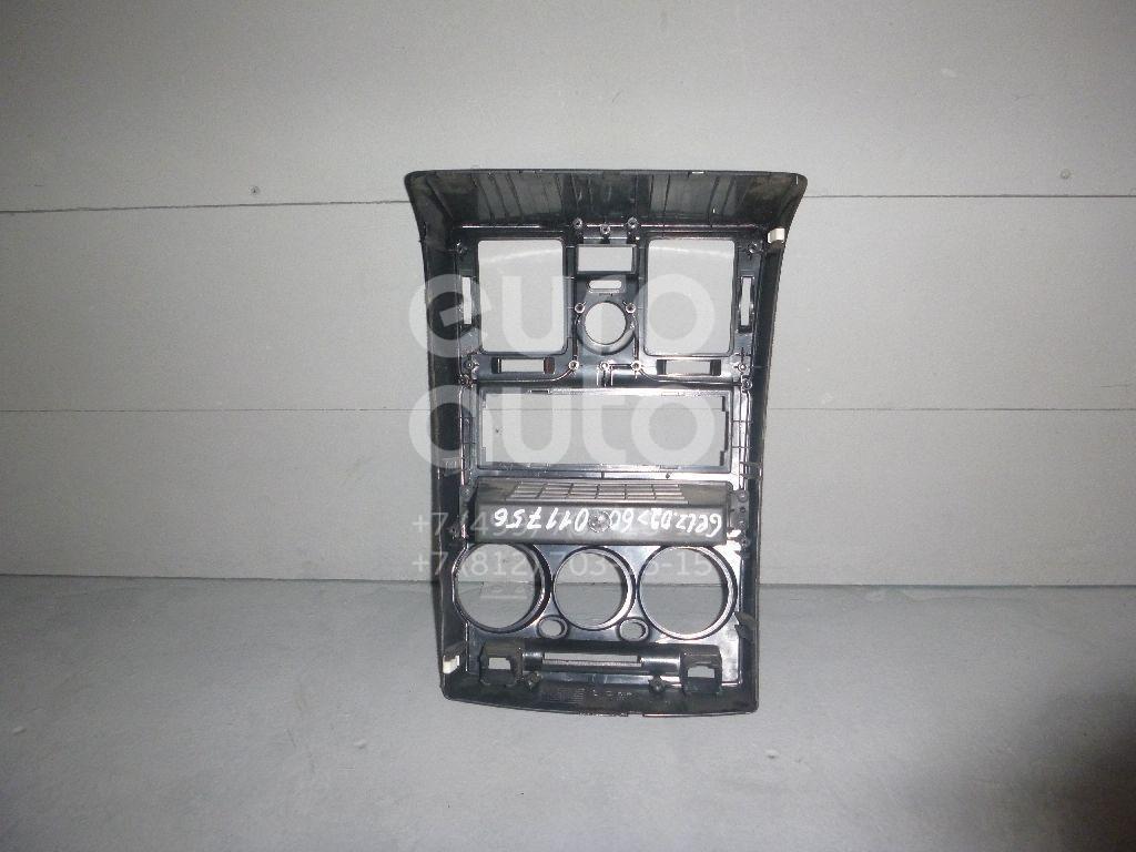 Рамка магнитолы для Hyundai Getz 2002-2010 - Фото №1