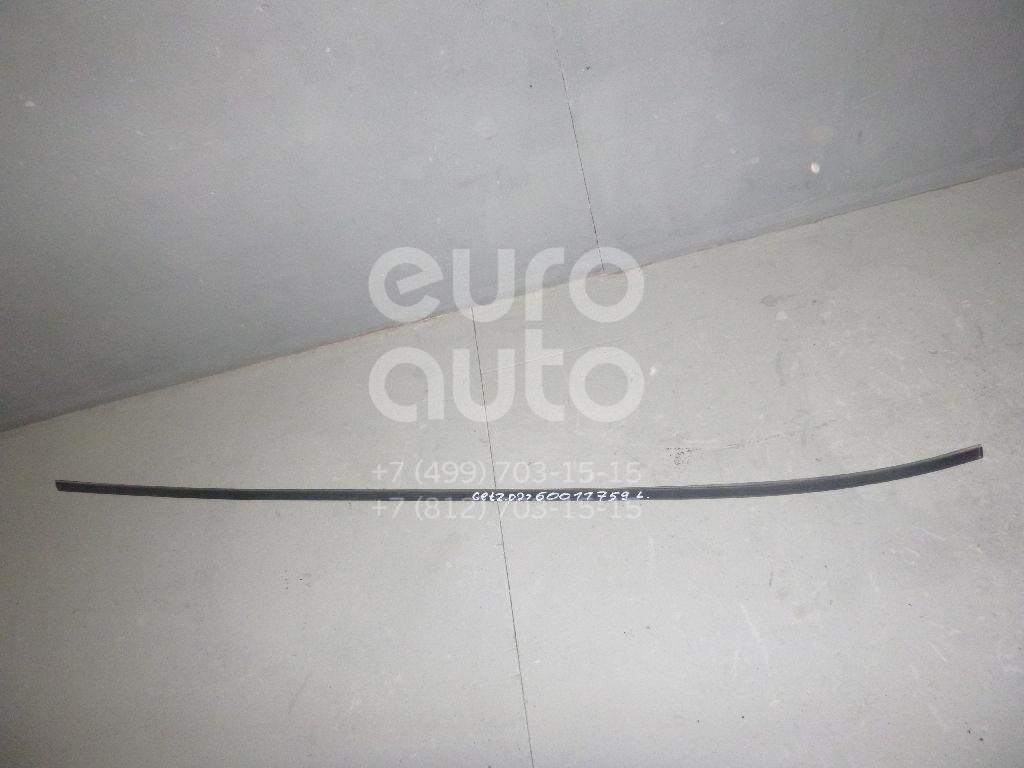 Молдинг крыши левый для Hyundai Getz 2002-2010 - Фото №1
