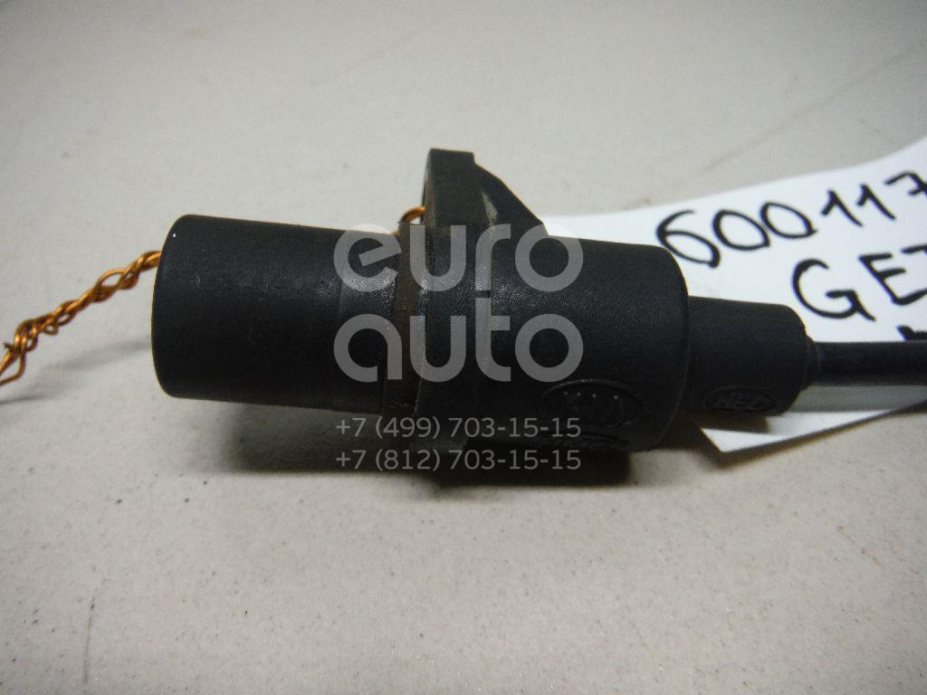 Датчик положения коленвала для Hyundai,Kia Getz 2002-2010;Coupe (RD) 1996-2002;Elantra 2000-2005;Matrix 2001-2010;Coupe (GK) 2002-2009;Cerato 2004-2008;RIO 2005-2011;Accent II (+ТАГАЗ) 2000-2012;Verna/Accent III 2006-2010 - Фото №1