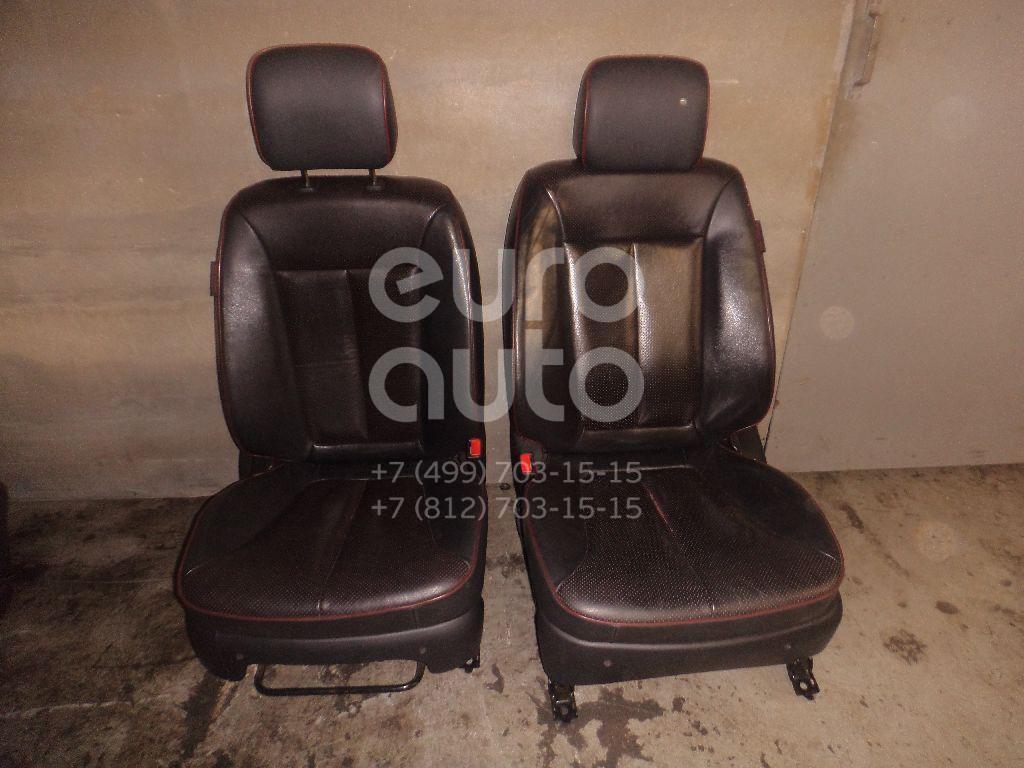 К-кт сидений для Hyundai Santa Fe (CM) 2006-2012 - Фото №1