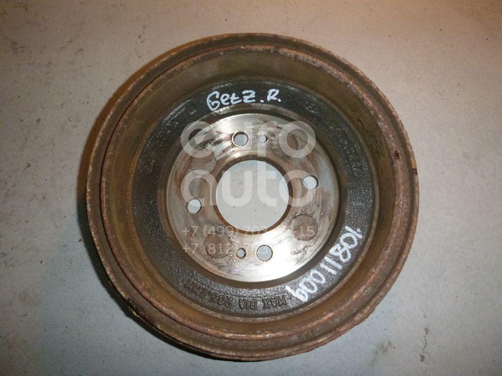Барабан тормозной для Hyundai Getz 2002-2010 - Фото №1