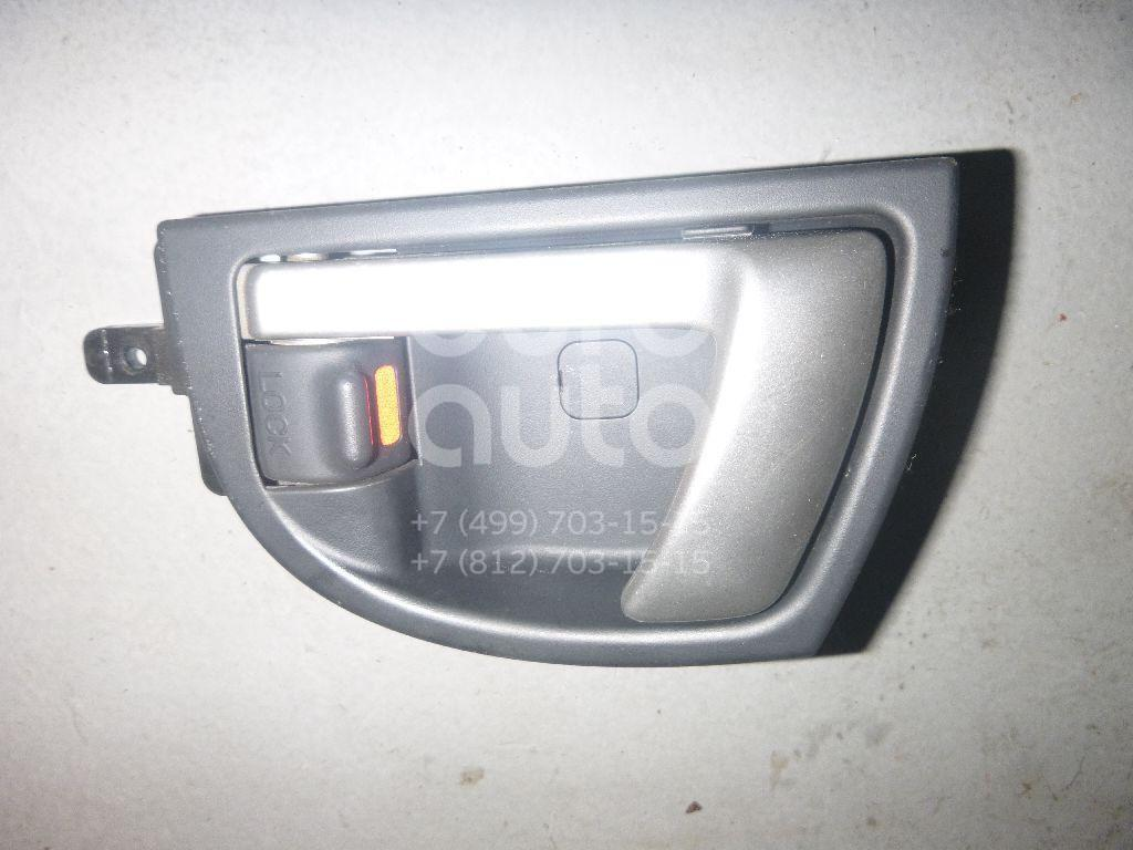 Ручка двери задней внутренняя левая для Hyundai Santa Fe (CM) 2006-2012 - Фото №1