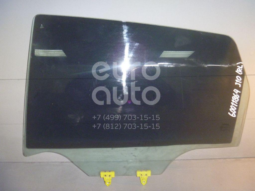 Стекло двери задней левой для Nissan Qashqai (J10) 2006-2014 - Фото №1