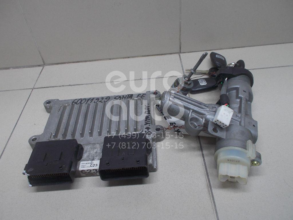 Блок управления двигателем для Hyundai Santa Fe (CM) 2006-2012 - Фото №1