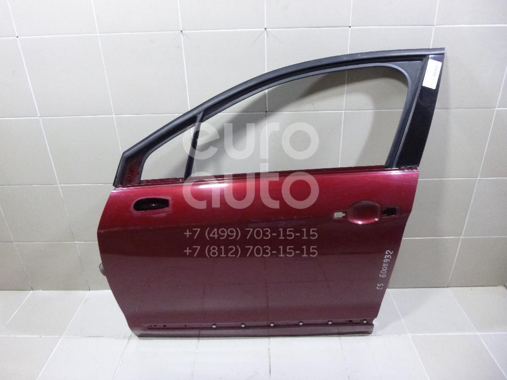 Дверь передняя левая для Citroen C5 2008> - Фото №1