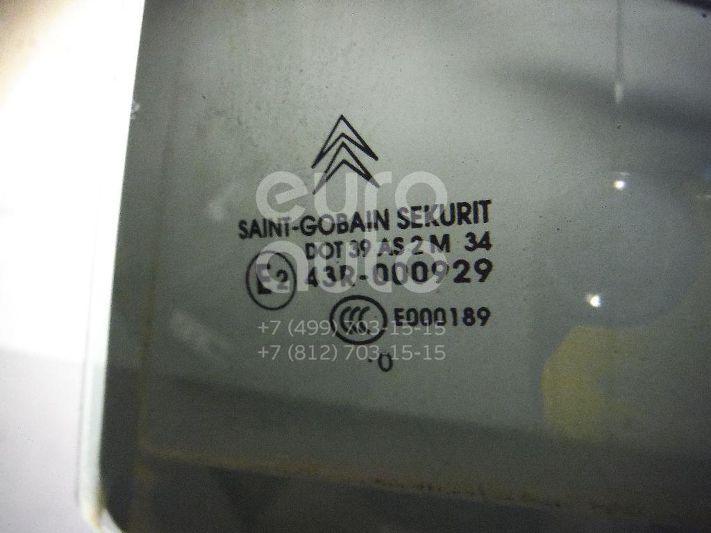 Стекло двери задней левой для Citroen C5 2008> - Фото №1