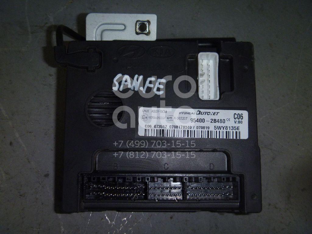 Блок электронный для Hyundai Santa Fe (CM) 2005-2012 - Фото №1