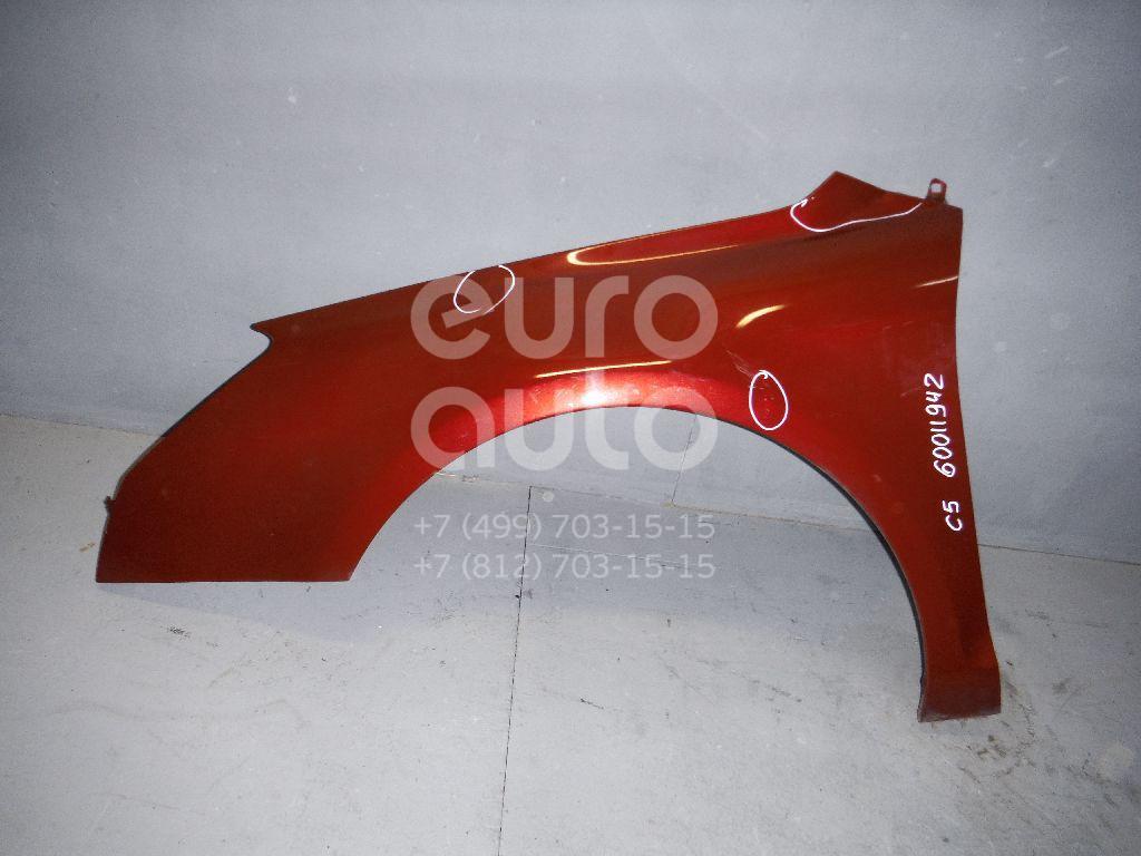 Крыло переднее левое для Citroen C5 2008> - Фото №1