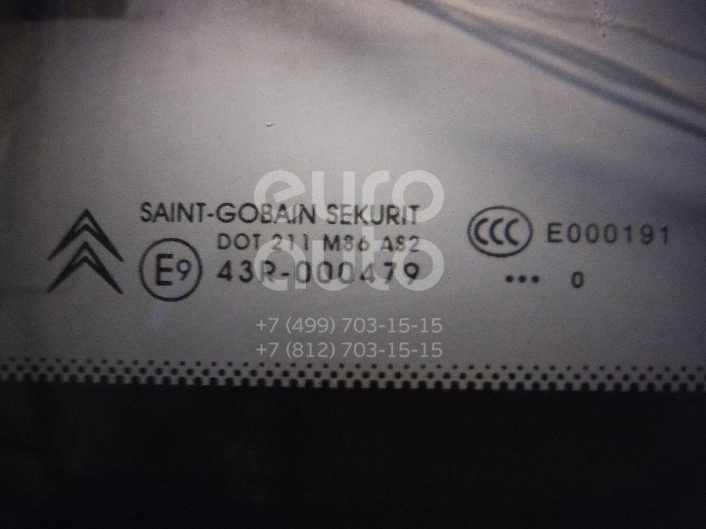 Стекло кузовное глухое правое для Citroen C5 2008> - Фото №1