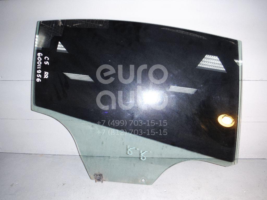 Стекло двери задней правой для Citroen C5 2008> - Фото №1