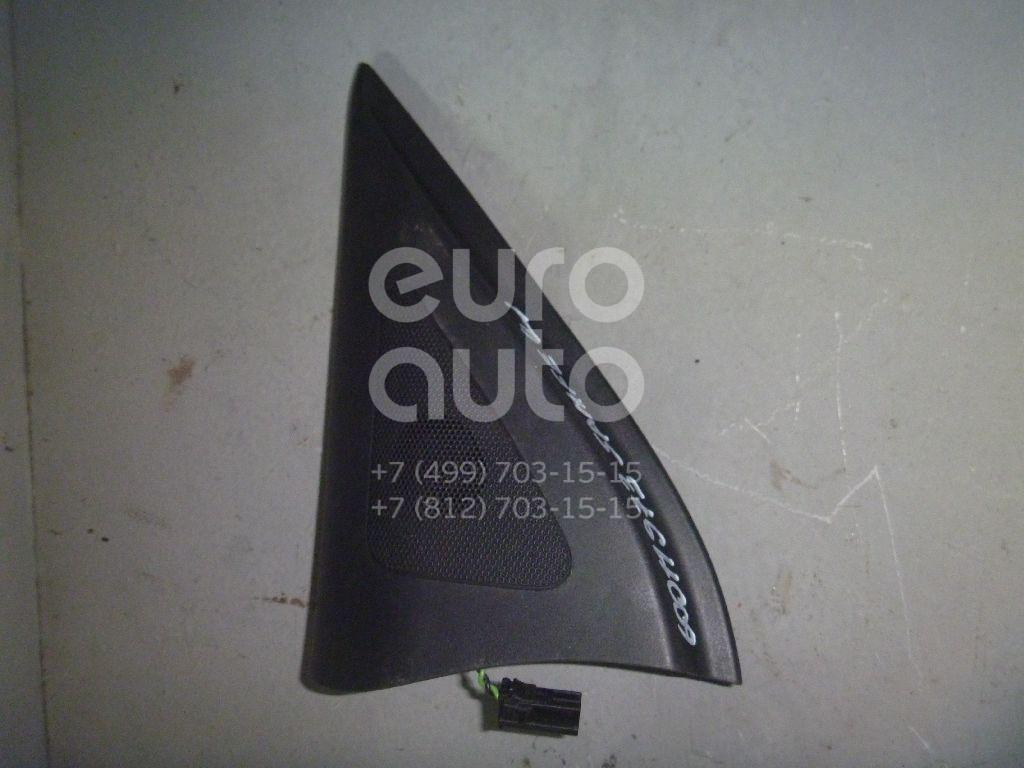 Крышка зеркала внутренняя левая для Hyundai Santa Fe (CM) 2006-2012 - Фото №1