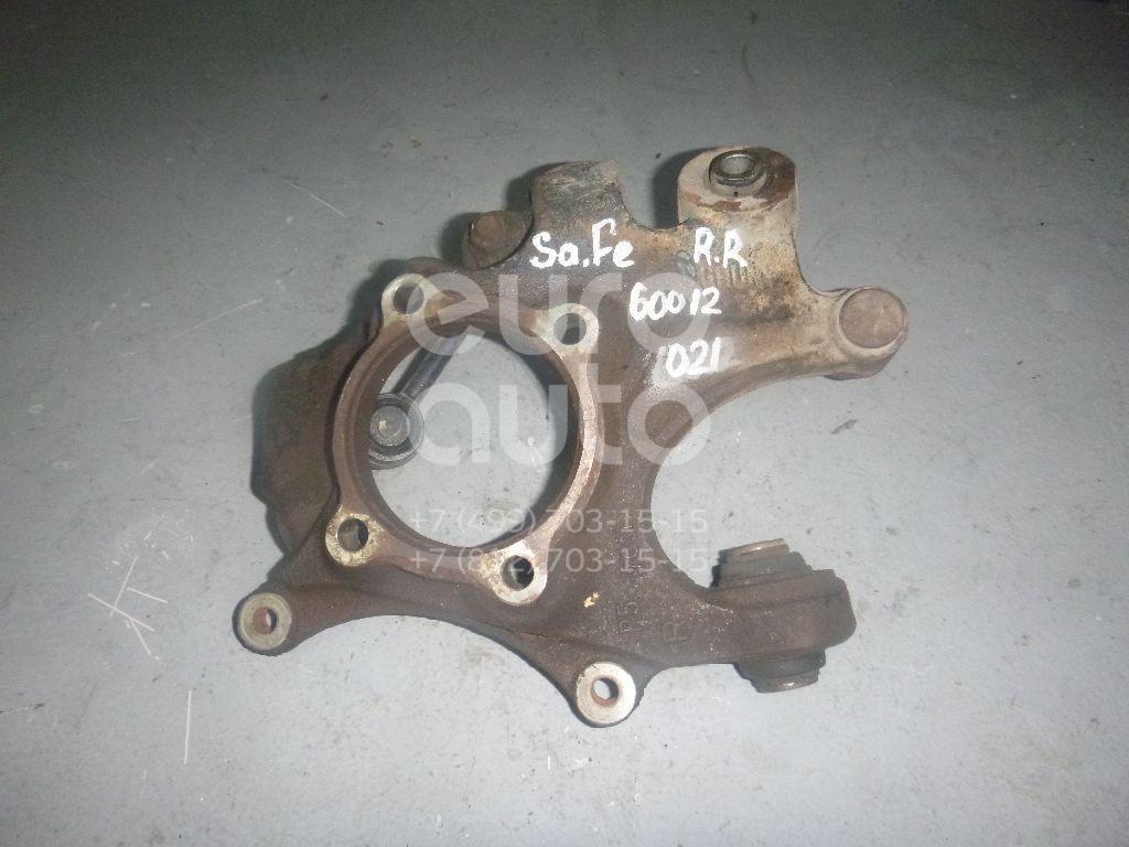 Кулак поворотный задний правый для Hyundai Santa Fe (CM) 2006-2012;ix55 2007-2013 - Фото №1