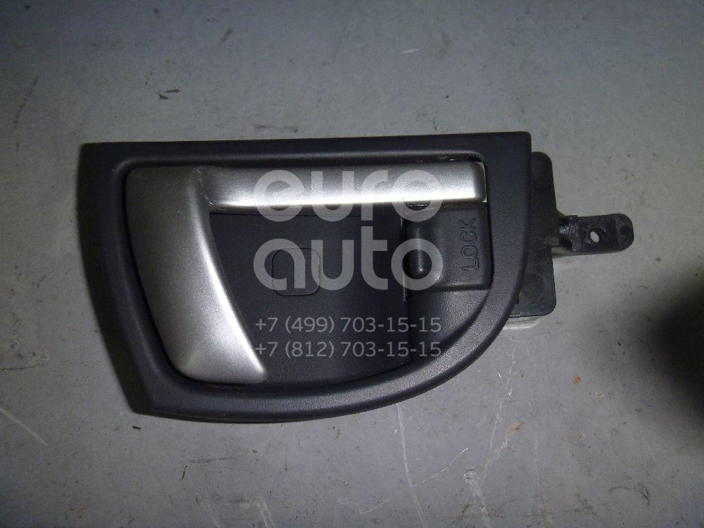 Ручка двери задней внутренняя правая для Hyundai Santa Fe (CM) 2006-2012 - Фото №1