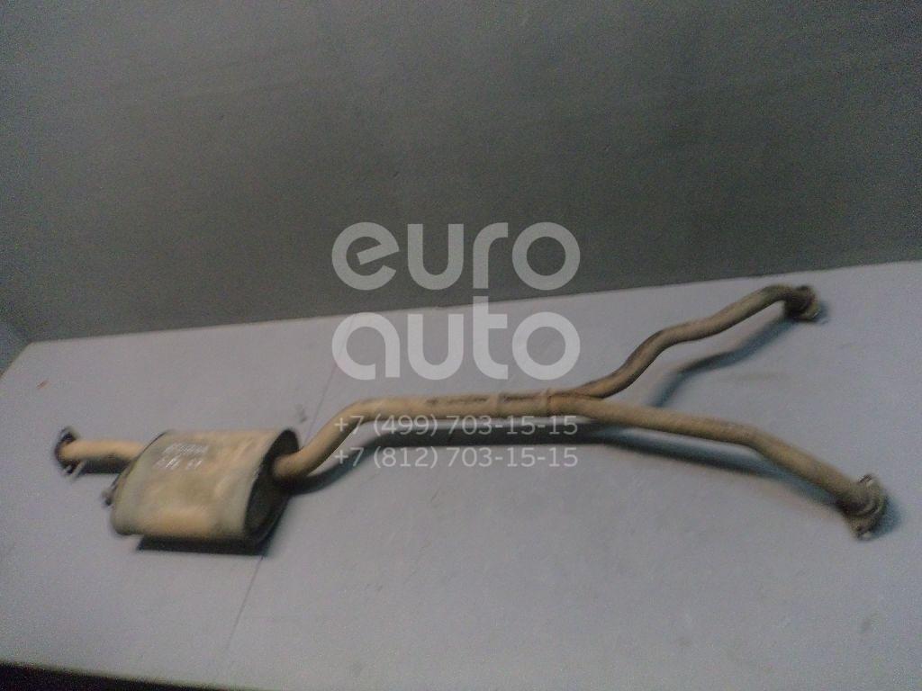 Средняя часть глушителя для Hyundai Santa Fe (CM) 2006-2012 - Фото №1