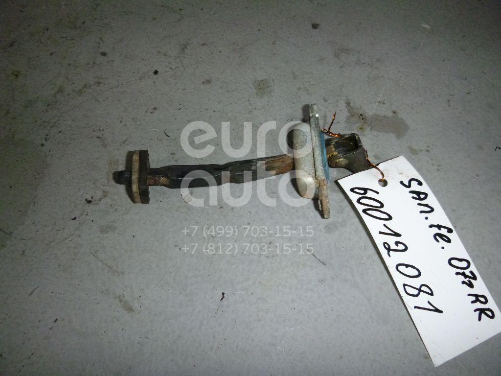Ограничитель двери для Hyundai Santa Fe (CM) 2006-2012 - Фото №1