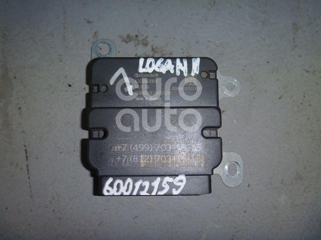 Блок управления AIR BAG для Renault Logan II 2014>;Sandero 2014> - Фото №1