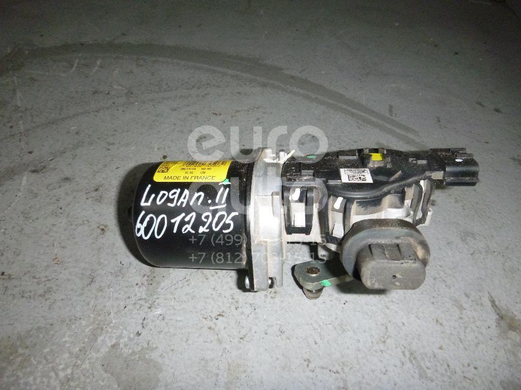 Моторчик стеклоочистителя передний для Renault Logan II 2014> - Фото №1