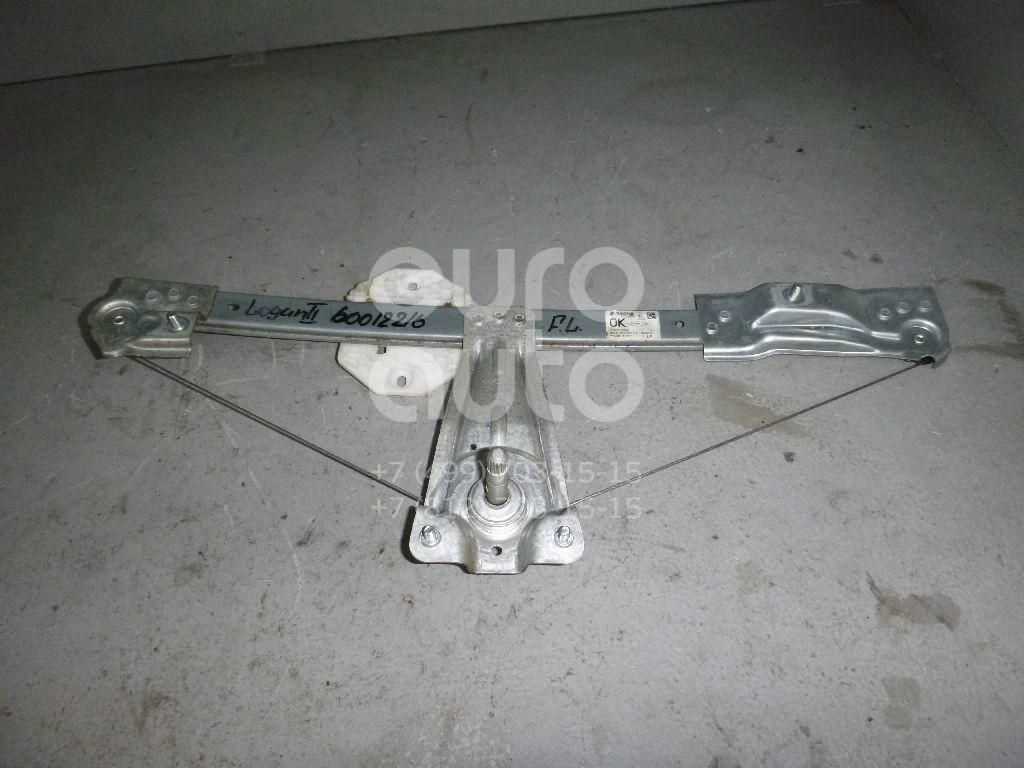 Стеклоподъемник механ. передний левый для Renault Logan II 2014>;Sandero 2014> - Фото №1