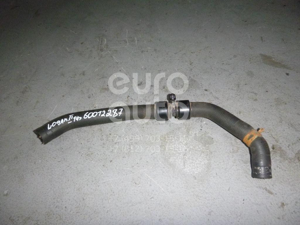 Шланг системы охлаждения для Renault Logan II 2014>;Sandero 2014> - Фото №1