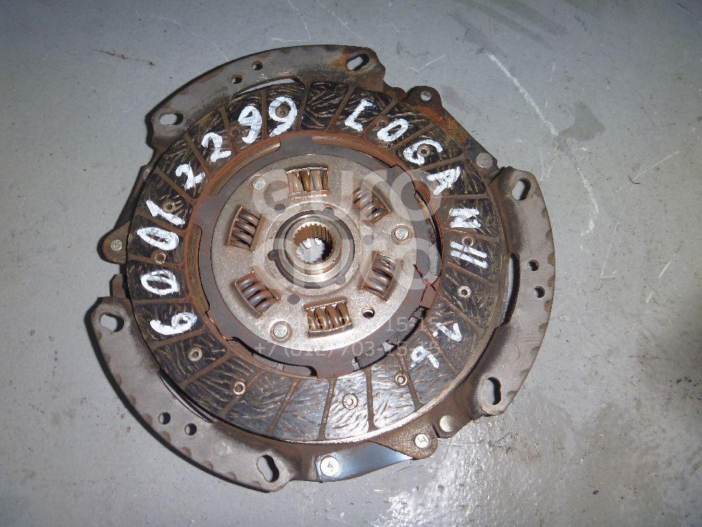 К-кт сцепления для Renault Logan II 2014>;Megane I 1996-1999;Laguna 1994-1999;Kangoo 2003-2008;Logan 2005-2014;Megane I 1999-2003;Laguna 1999-2001;Scenic 1999-2003;Kangoo 1997-2003;Clio II/Symbol 1998-2008;Sandero 2009-2014 - Фото №1