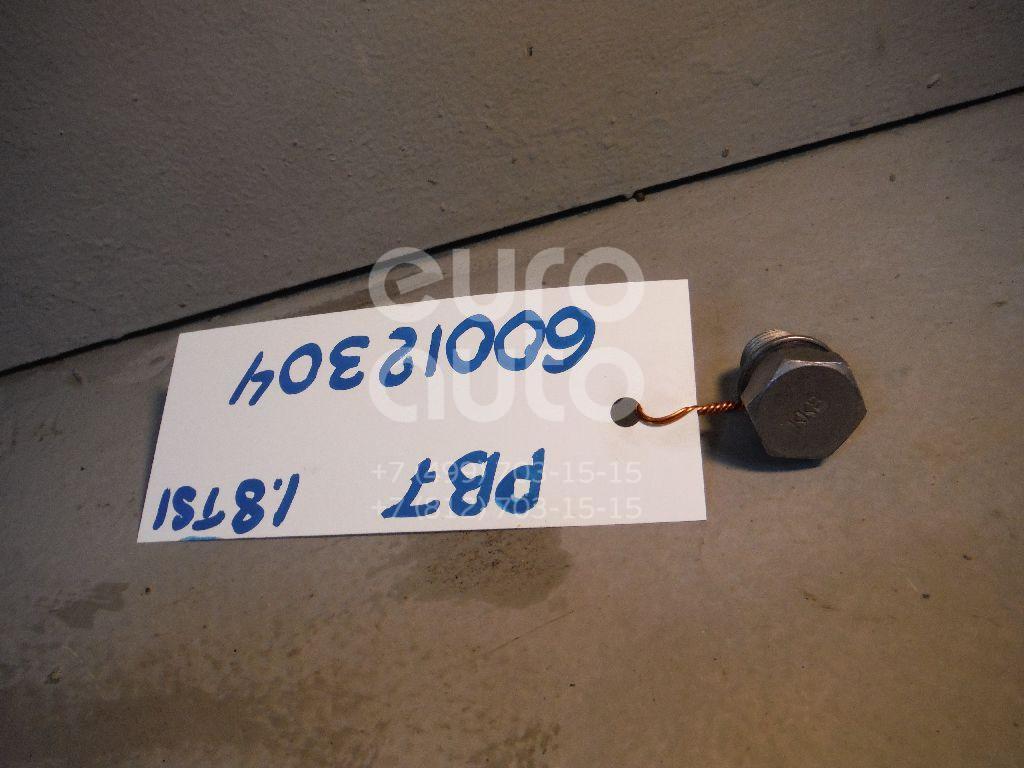 Пробка масляного поддона для VW Passat [B7] 2011>;A6 [C6,4F] 2005-2011;A4 [B6] 2000-2004;A8 [D3,4E] 2004-2010;Phaeton 2002>;Q7 [4L] 2005-2015;Touareg 2002-2010;Fabia 1999-2006;Polo 2001-2009;A4 [B7] 2005-2007;Ibiza V 2008> - Фото №1