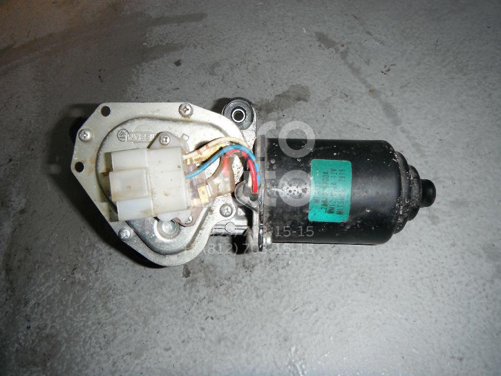 Моторчик стеклоочистителя передний для Nissan NP300 2008> - Фото №1