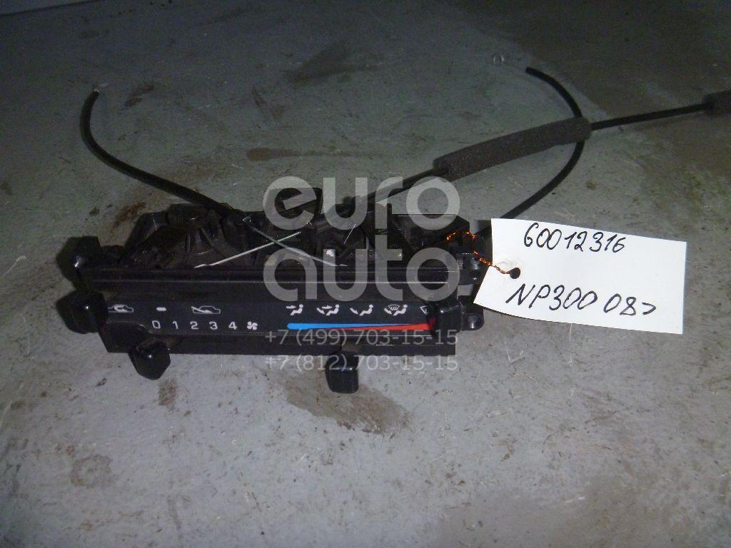 Блок управления отопителем для Nissan NP300 2008> - Фото №1