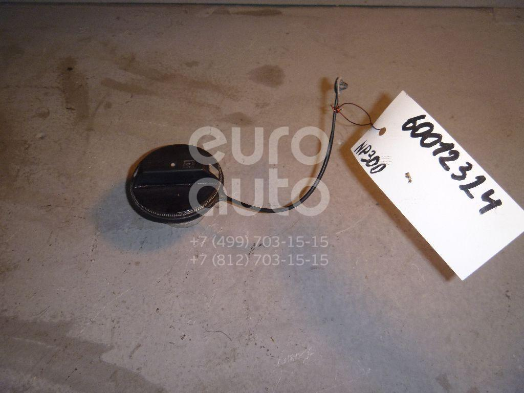 Крышка топливного бака для Nissan NP300 2008>;Almera Tino 2000>;Almera Classic (B10) 2006>;Almera N16 2000-2006;Maxima (CA33) 2000-2006;Primera P12E 2002>;King Cab D22 1998-2005 - Фото №1