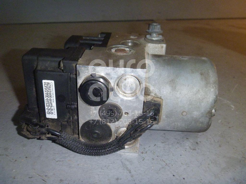 Блок ABS (насос) для Nissan NP300 2008>;King Cab D22 1998-2012 - Фото №1
