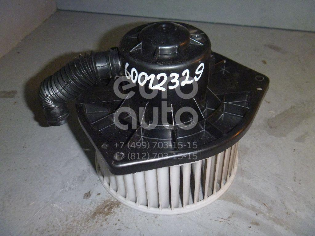 Моторчик отопителя для Nissan NP300 2008>;King Cab D22 1998-2005 - Фото №1