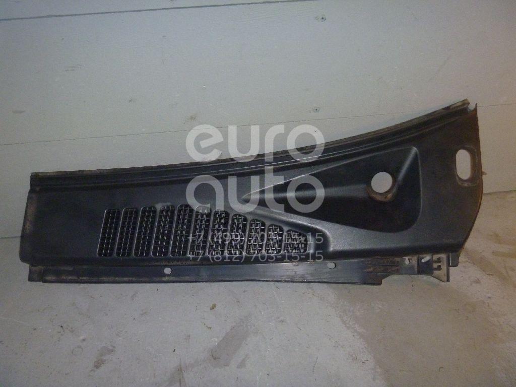 Решетка стеклооч. (планка под лобовое стекло) для Nissan NP300 2008>;King Cab D22 1998-2005 - Фото №1