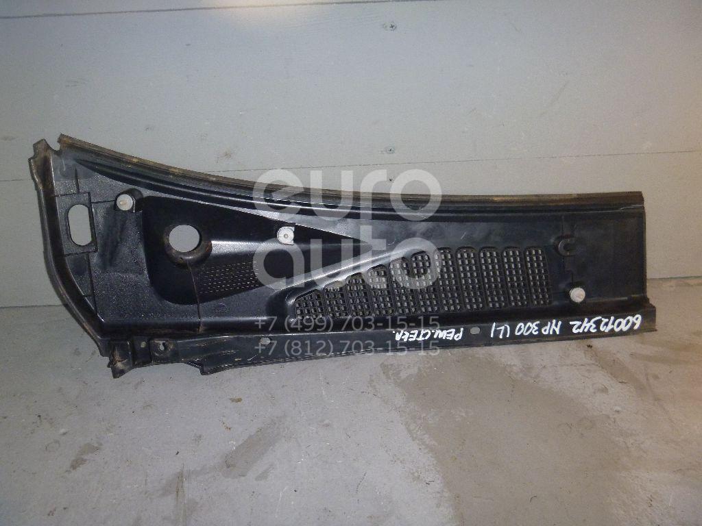 Решетка стеклооч. (планка под лобовое стекло) для Nissan NP300 2008>;King Cab D22 1998-2012 - Фото №1