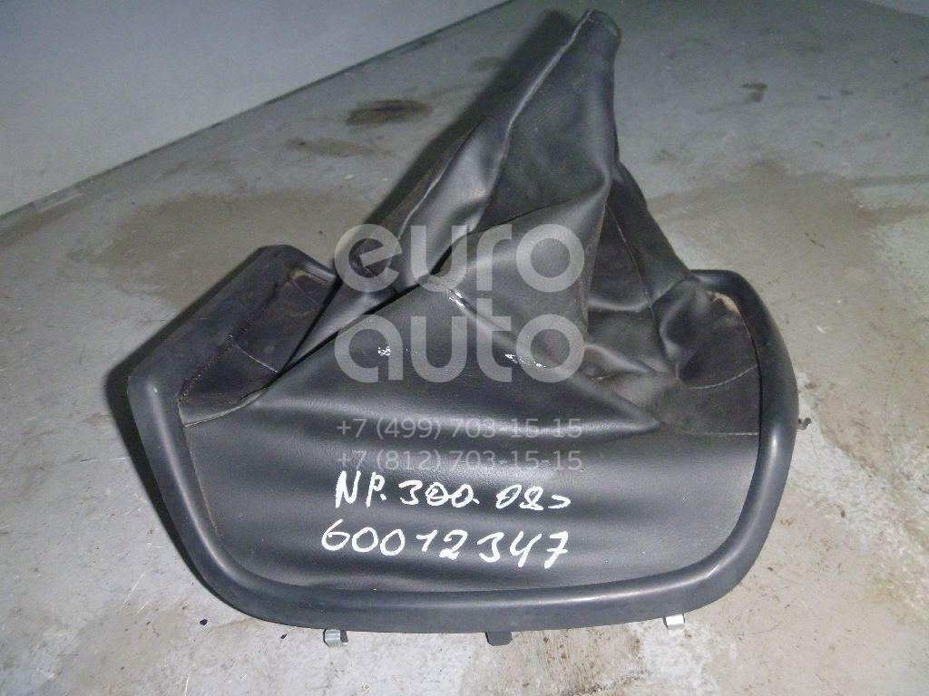 Чехол кулисы для Nissan NP300 2008> - Фото №1