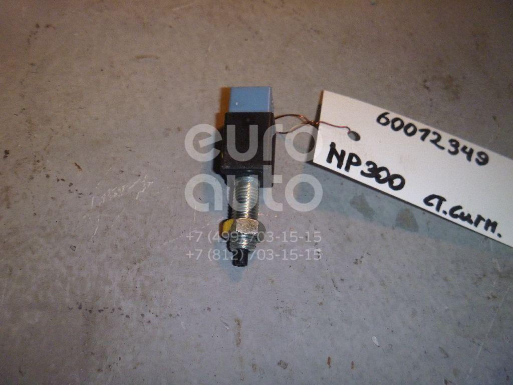 Датчик включения стопсигнала для Nissan NP300 2008>;Patrol (Y61) 1997-2009 - Фото №1