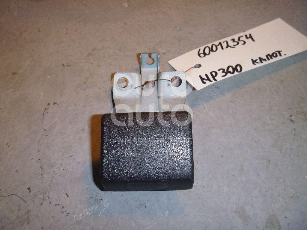 Ручка открывания капота для Nissan NP300 2008> - Фото №1