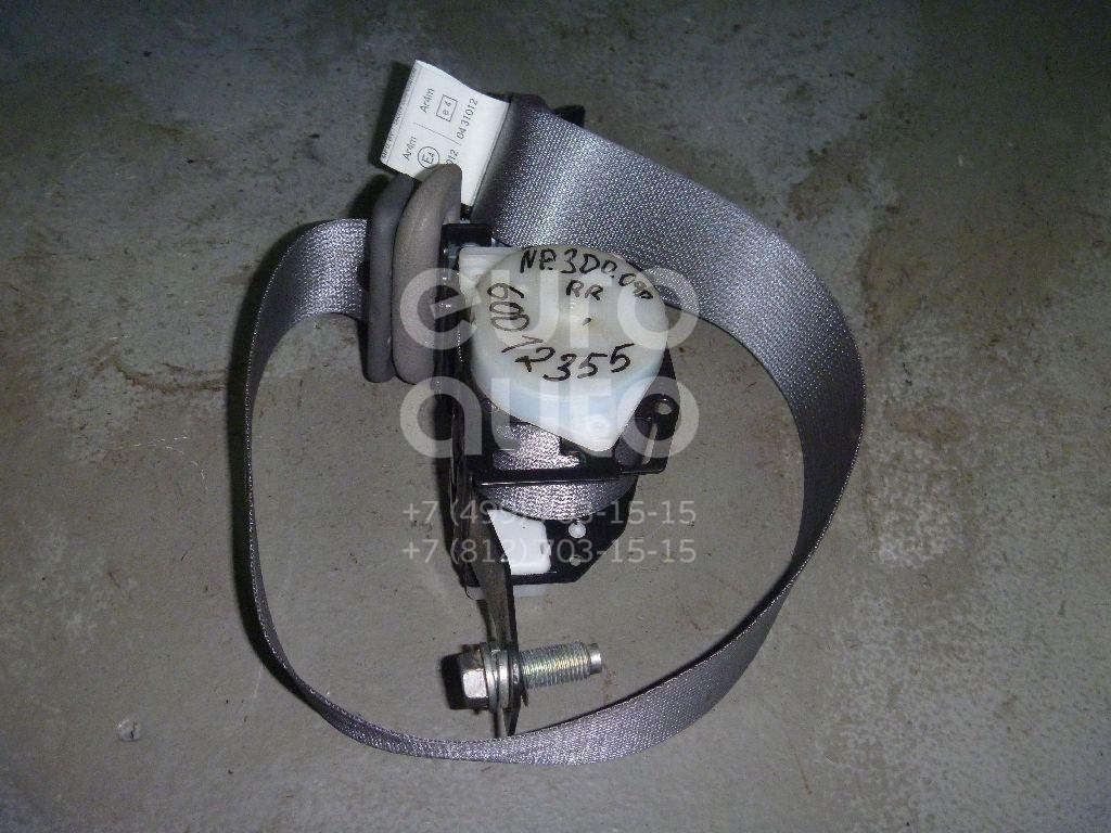 Ремень безопасности для Nissan NP300 2008>;King Cab D22 1998-2005 - Фото №1