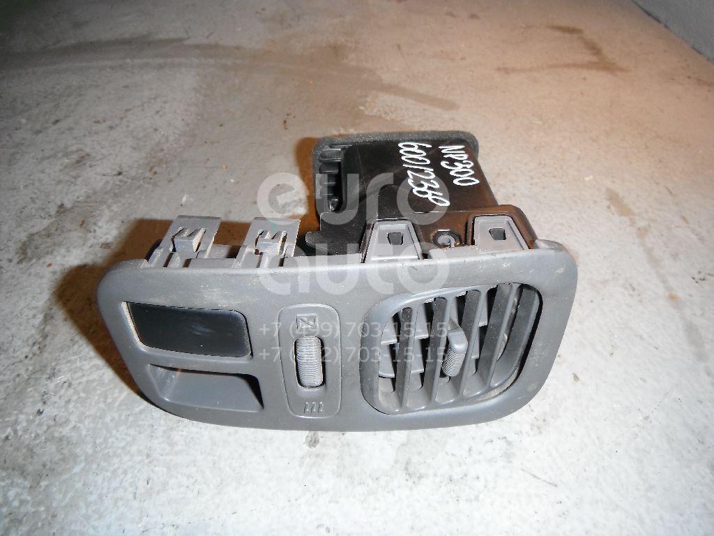 Дефлектор воздушный для Nissan NP300 2008> - Фото №1