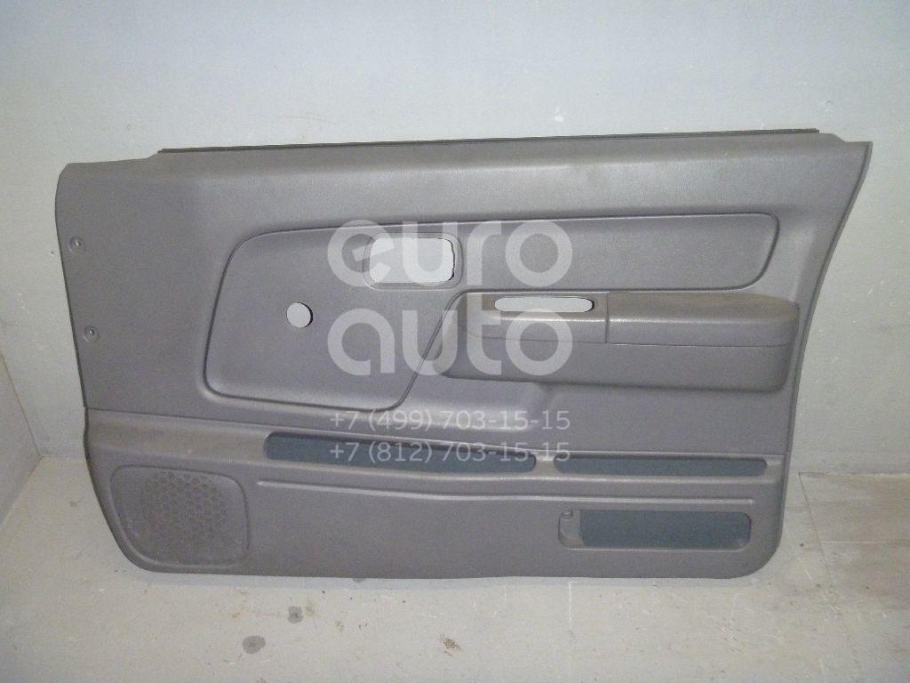 Обшивка двери передней правой для Nissan NP300 2008> - Фото №1