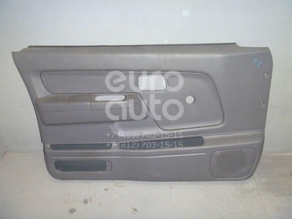 Обшивка двери передней левой для Nissan NP300 2008> - Фото №1