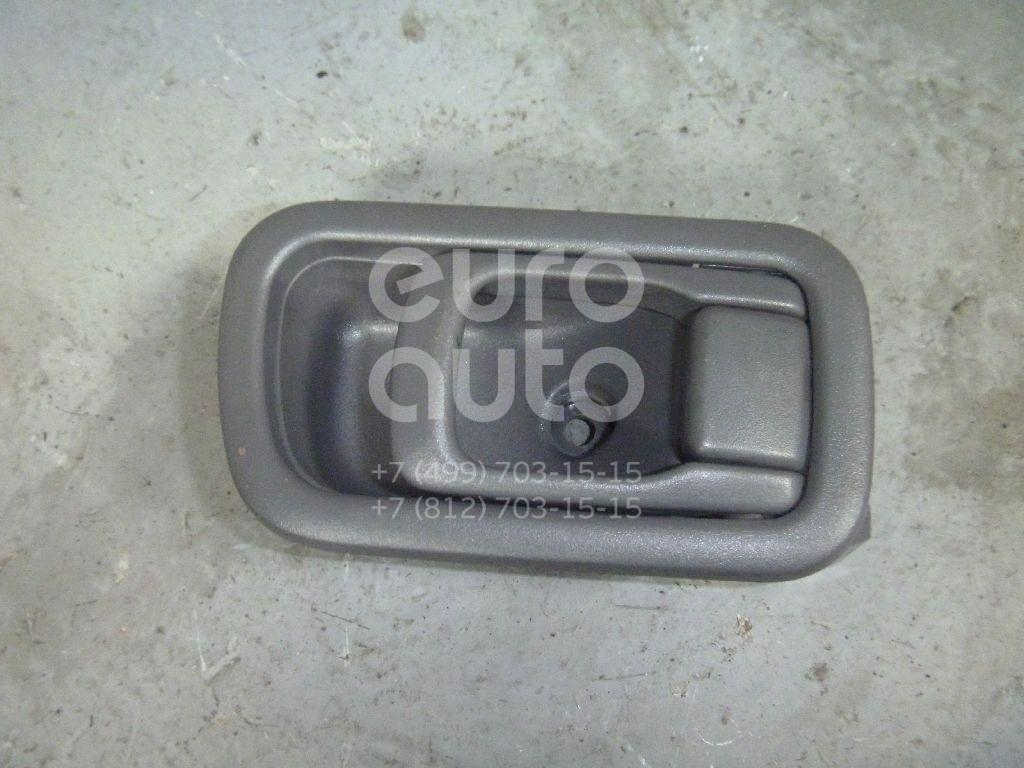 Ручка двери внутренняя левая для Nissan NP300 2008>;Terrano II /Pathfinder (R50) 1996-2004;King Cab D22 1998-2012 - Фото №1