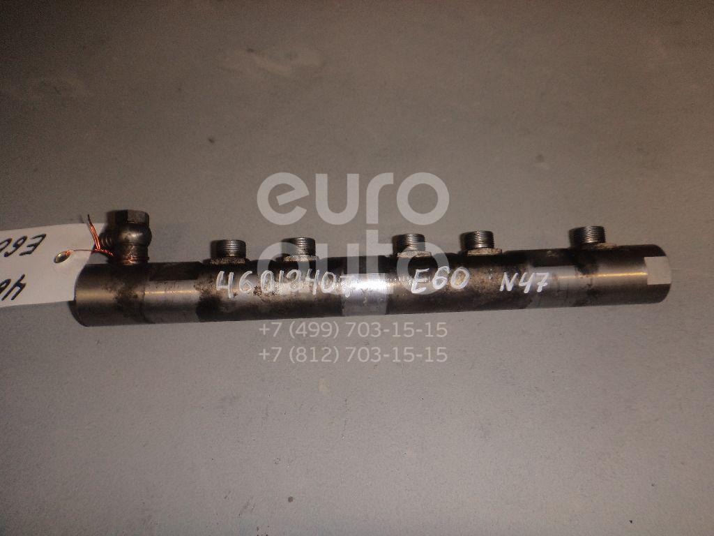 Купить Рейка топливная (рампа) BMW 5-серия E60/E61 2003-2009; (13537809129)