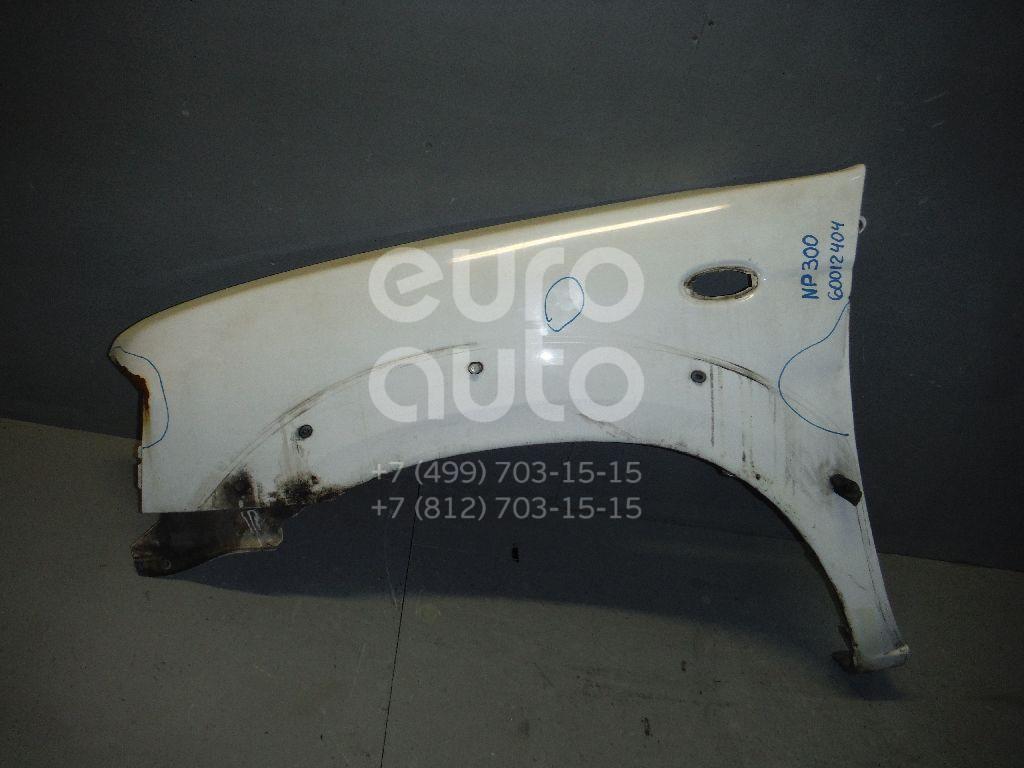 Крыло переднее левое для Nissan NP300 2008> - Фото №1