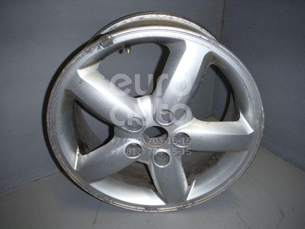 Диск колесный легкосплавный для Hyundai Santa Fe (CM) 2006-2012;Santa Fe (SM)/ Santa Fe Classic 2000-2012 - Фото №1