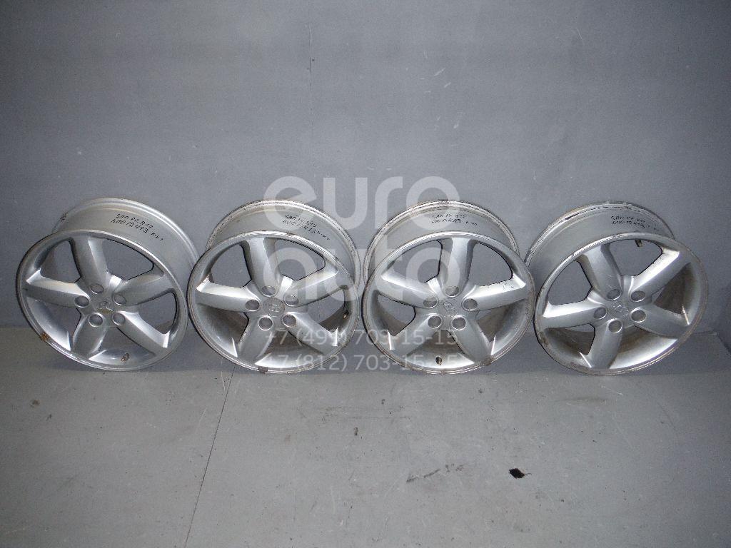 Диски колесные легкосплавные (к-кт) для Hyundai Santa Fe (CM) 2006-2012 - Фото №1