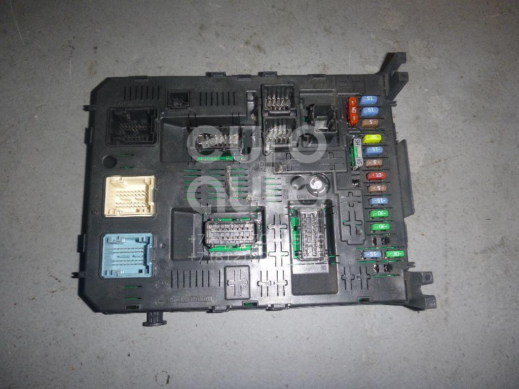 Блок предохранителей для Citroen,Peugeot C5 2008>;407 2004-2010 - Фото №1