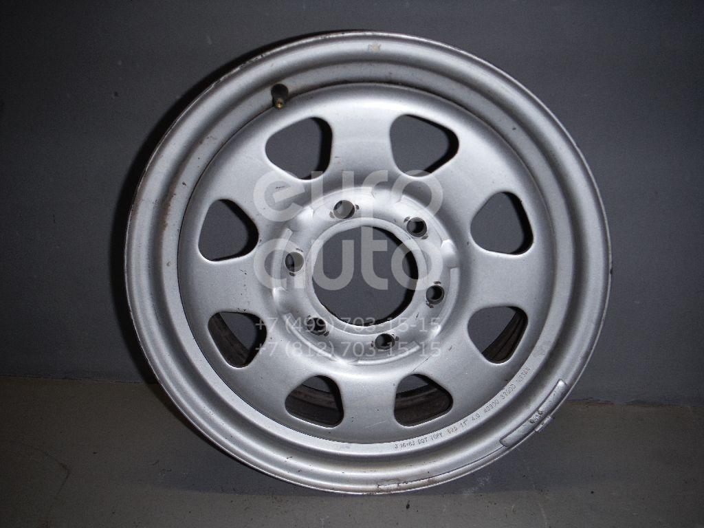 Диск колесный железо для Nissan NP300 2008>;King Cab D22 1998-2005 - Фото №1