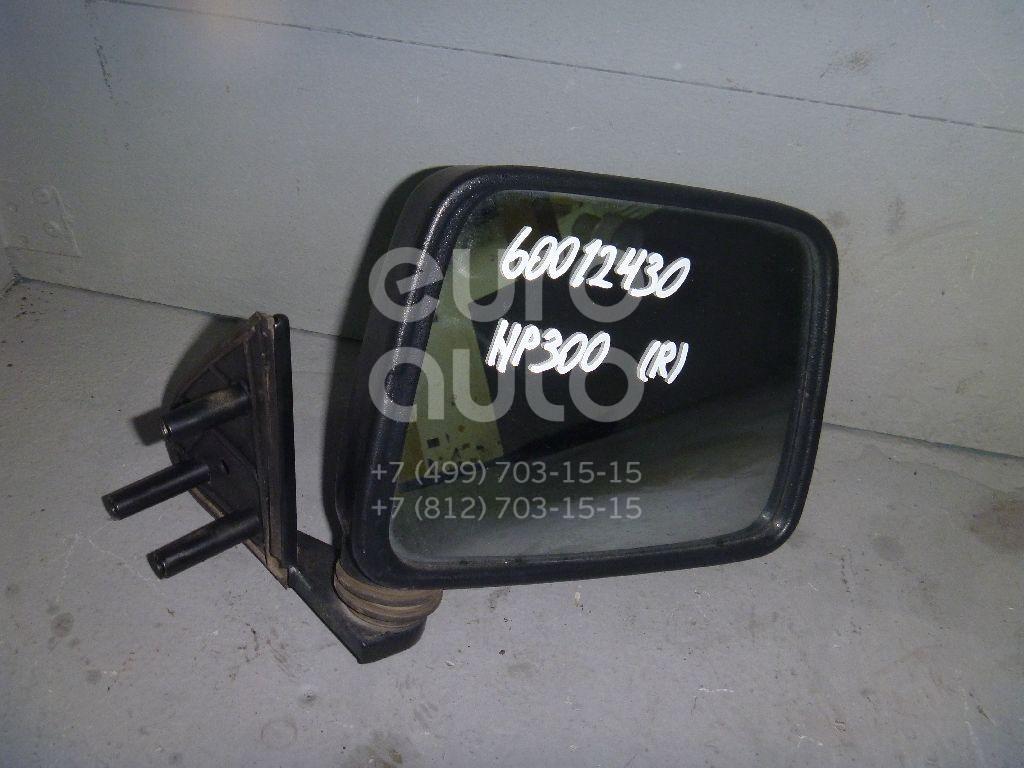 Зеркало правое механическое для Nissan NP300 2008> - Фото №1