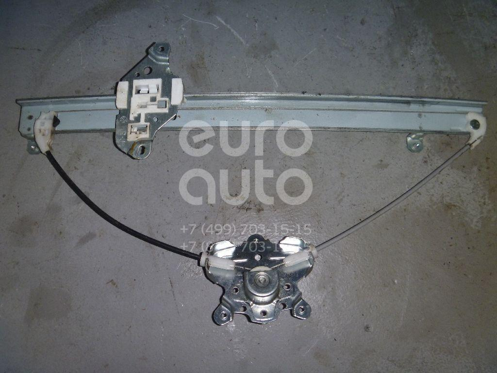 Стеклоподъемник электр. задний правый для Nissan NP300 2008>;King Cab D22 1998-2012 - Фото №1